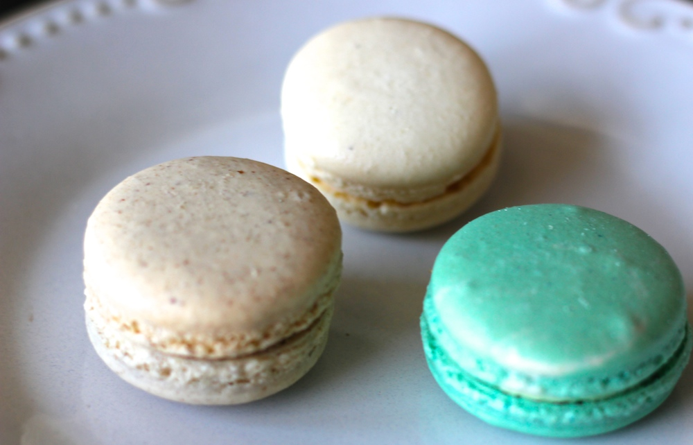 Maryclare macarons