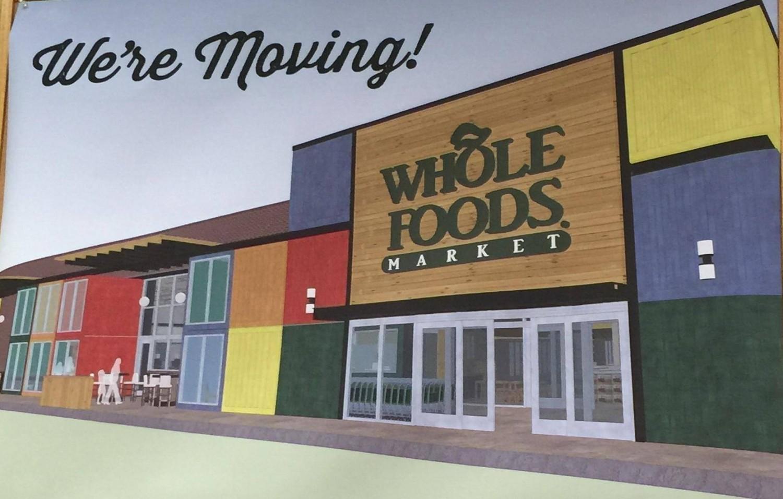 Whole Foods Jacket Opening