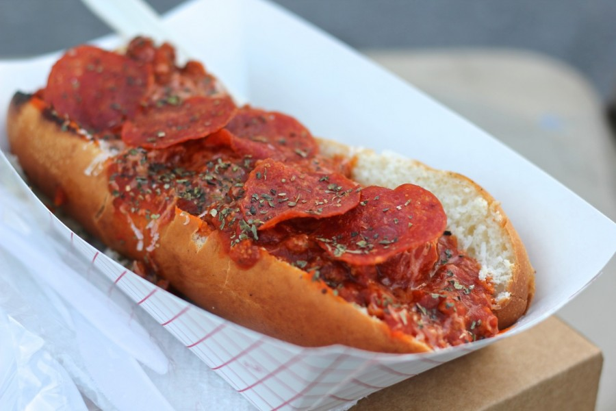 Italian Stallion from Hot Rod Wieners