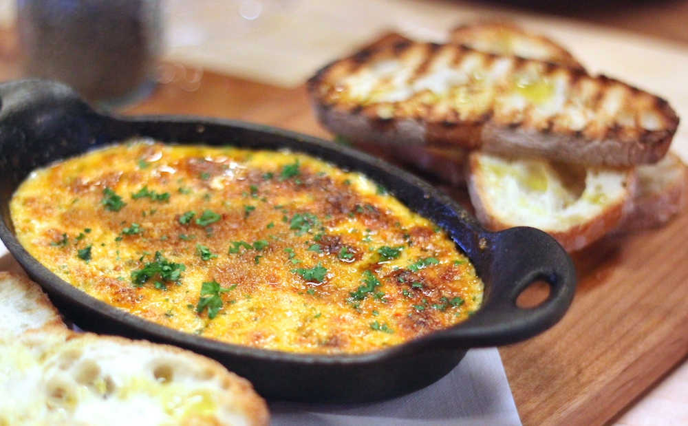 Baked Pimento Cheese - Boulevard Bistro & Bar