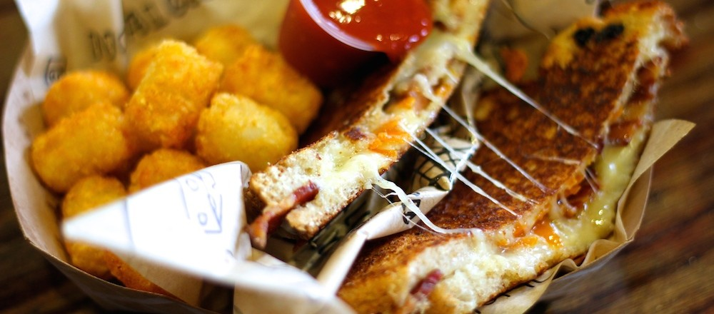 The B + B of Tennessee - Grilled Cheeserie