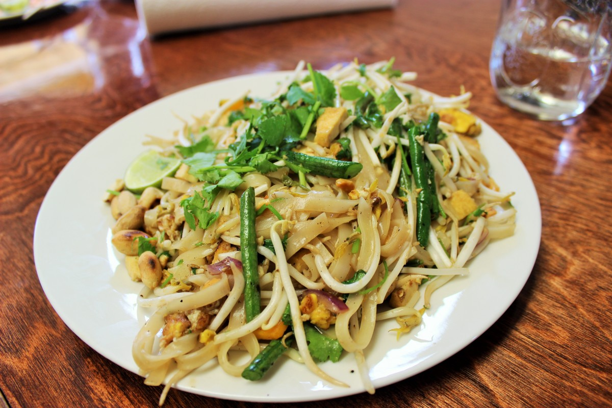 Pad Thai at kBird