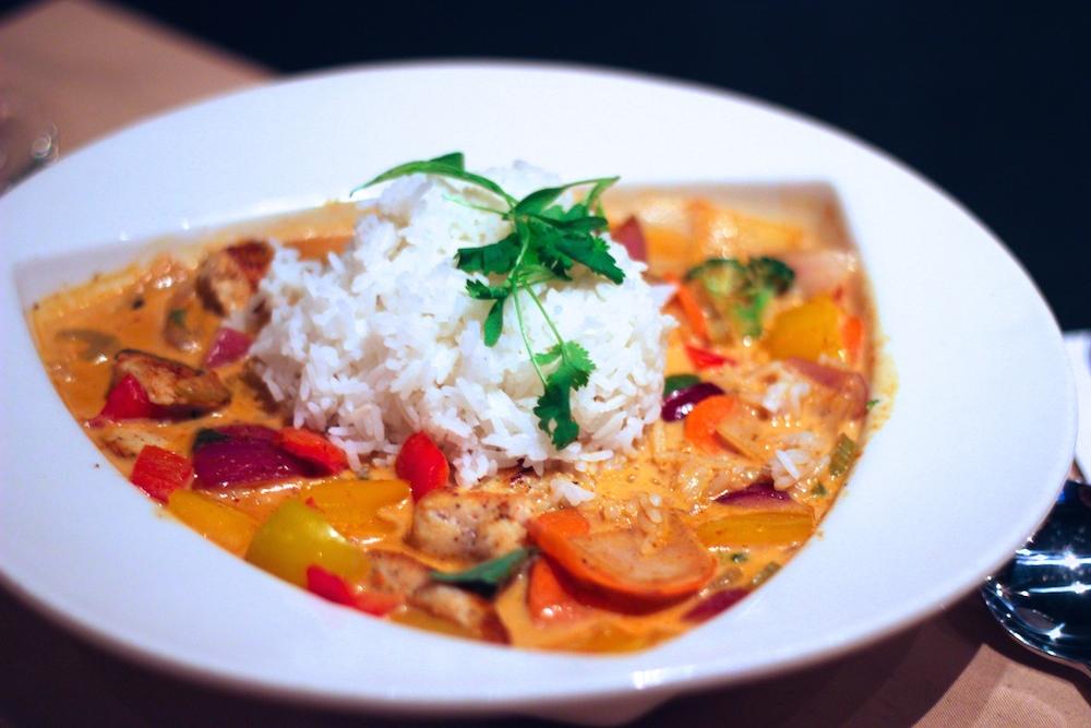 Panang Curry - Kemuri