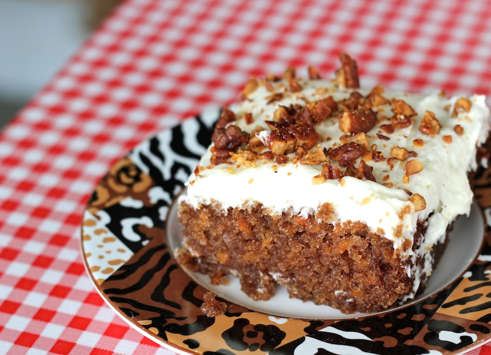 Carrot Cake from The Root