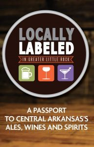Locally Labeled Passport cover (courtesy of LRCVB)