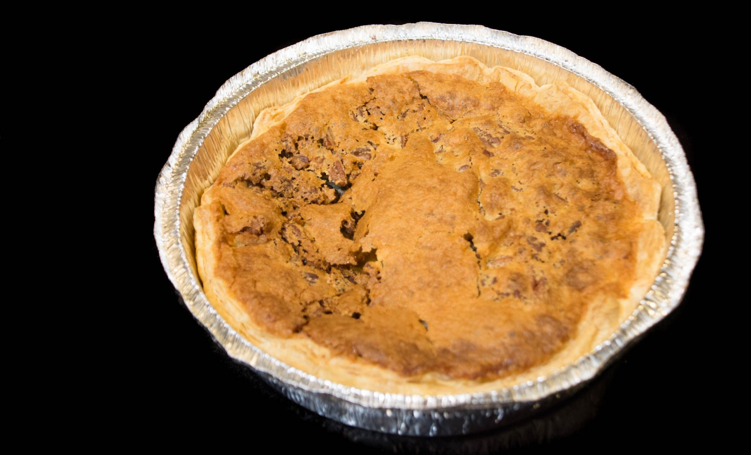 Greg Henderson: Bourbon Pecan Pie from Loblolly Creamery