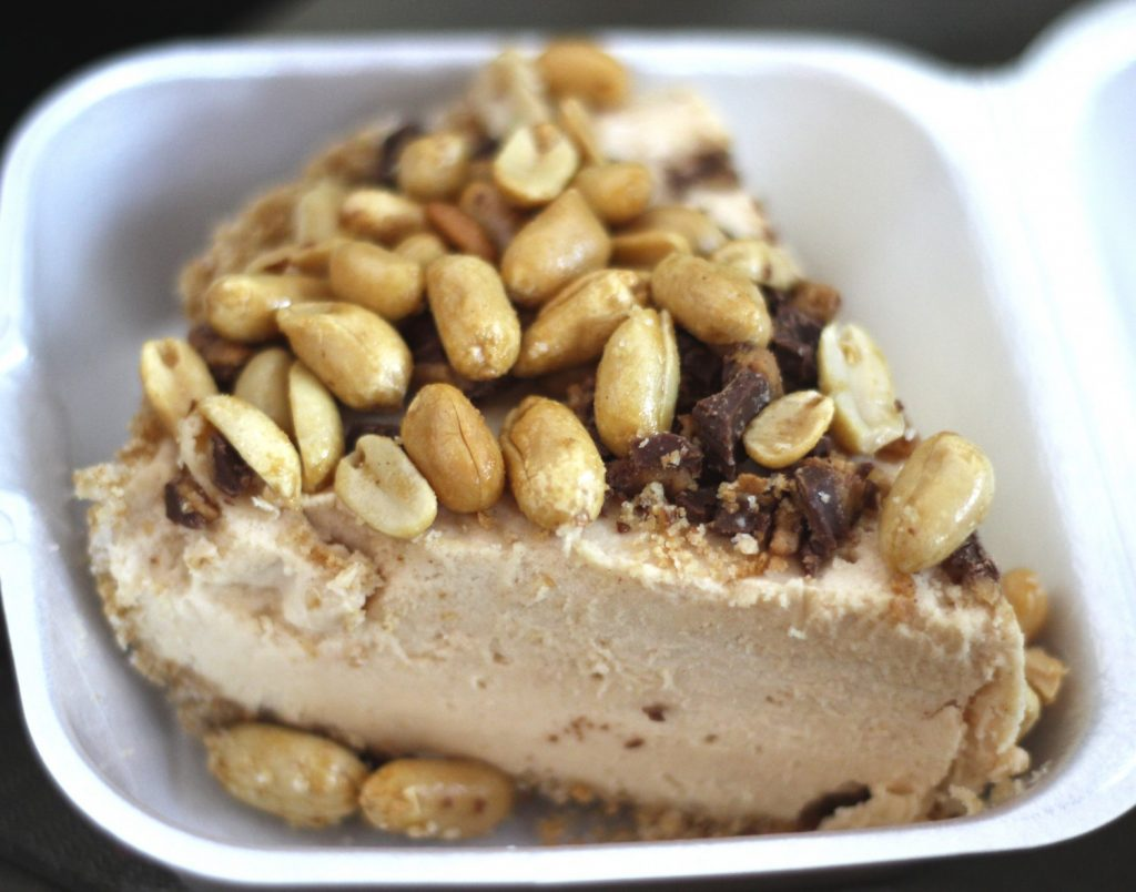 Peanut Butter Pie from Three Sam's