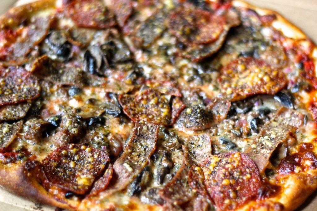 Bruno's Pizza Mista